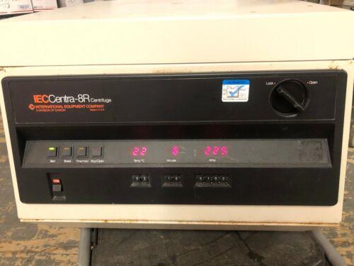IEC International Equipment Company Centra 8r Refrigerated Centrifuge