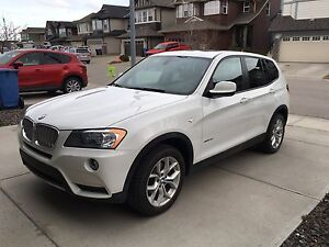 2013 BMW X3 xDrive - Very Clean, No Accidents