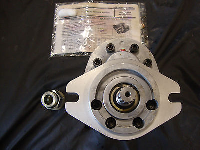 Ford 730 735 Loader Massey Ferguson Backhoe Crawlers Hydraulic Pump 30 32 212