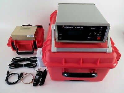 Freescale Rf Power Tool System Rfpowertool1000 With Rf Power Amplifier