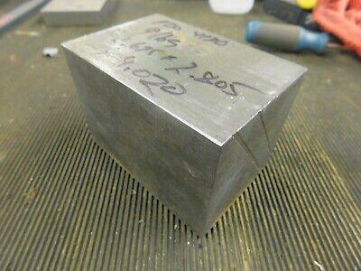 P20 4130 Tool Steel Flat Stock 2.675 X 2.805 X 4.020
