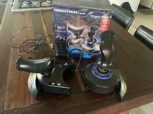 Thrust master T.Flight Hotas 4 controller for PS4 & PC