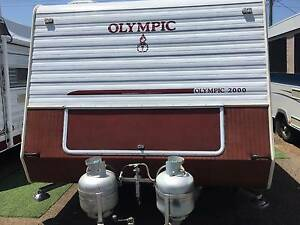 2004 Olympic Ensuite Caravan Belmont North Lake Macquarie Area Preview