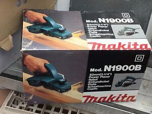 Makita 82 mm Power Planer Strathmore Heights Moonee Valley Preview