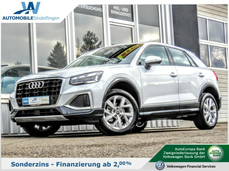 Audi Q2 35 TFSI S tronic advanced *MATRIX-LED* u.v.m.