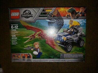 LEGO (75926) Jurassic World Pteranodon Chase - 126pcs