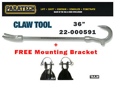 Paratech Halligan Style 36 Claw Tool - New Old Stock