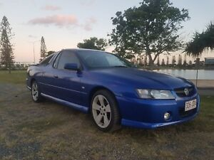 2005 Holden Commodore S 4 Sp Automatic Utility