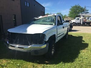 2004 GMC 2500 SIERRA HEAVY DUTY 4X4