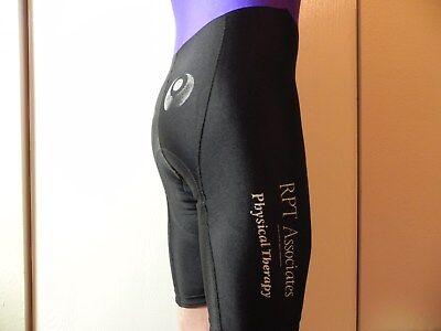 BLACKBOTTOMS cycling speed-suit skin suit shorts jersey purple black men's M (Skin Suit)