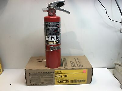 Sentry A02s 438735 Fire Extinguisher Bracket. 2.5 Lbs. 1-a-10-bc. Boat Marine.