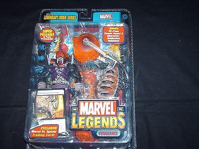 Ghost Rider Vengeance Purple Phase Variant 6 inch Marvel Legends figure MOC OOP