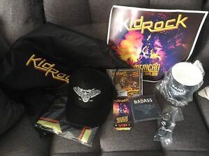 Kid Rock VIP Package 2018