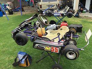 Arrow go karts Falcon Mandurah Area Preview