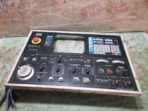 MATSUURA MC-760V2 CNC MILL MAIN OPERATOR CONTROL PANEL EN4-00429A JANCD-SP01