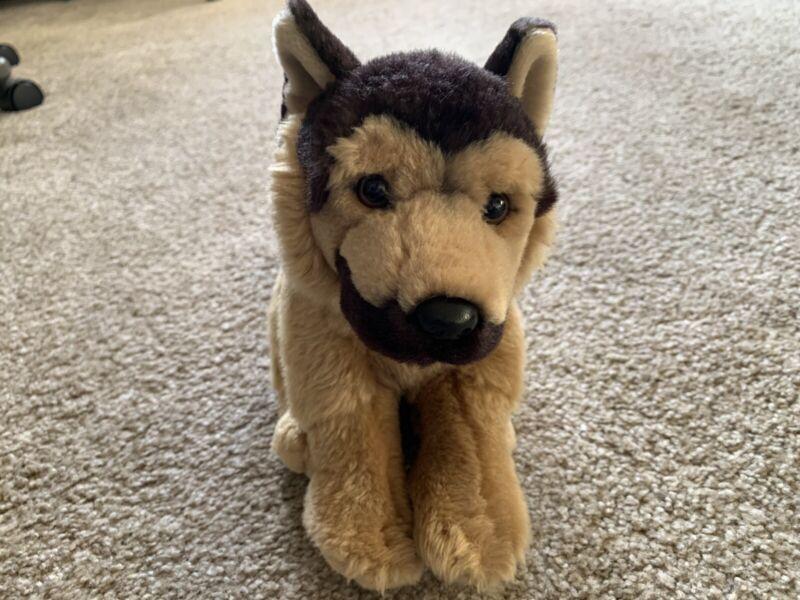 Webkinz Signature German Shepherd Ganz Plush Toy Stuffed Animal