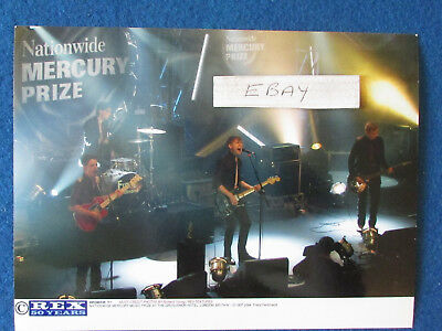"Original Press Photo - 8""x6"" - Franz Ferdinand - 2004 - A"