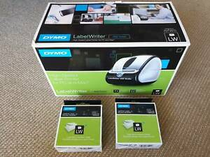 Label Writer - DYMO 450 Turbo. 2 extra label packs included.