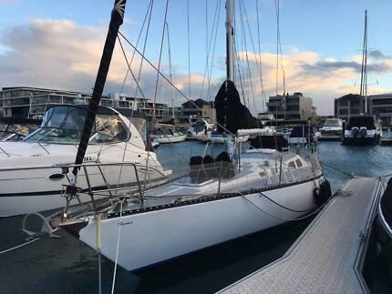 Yacht Duncanson 34 (suit S&S 34/UFO 34 buyers)