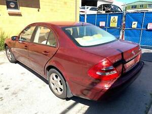 Wrecking Mercedes E200 W211 2005 Parts panel engine etc for sale Wangara Wanneroo Area Preview