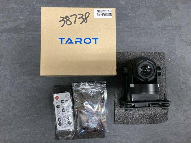 Tarot TL10X T2D 2 Axis Ball Camera Gimbal Zoom Gimbal HDMI Drone Airplane FPV