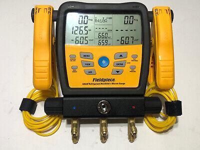 Fieldpiece Sm380v Sman Manifolds