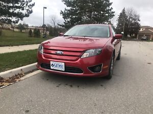 Ford Fusion SEL AWD - fully loaded