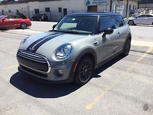 Mini cooper lease transfer low KM