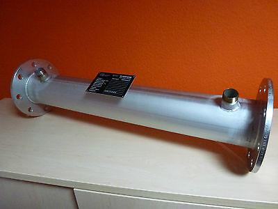 Abgaswärmetauscher / Rohrbündelwärmetauscher RBW-100-500 BHKW