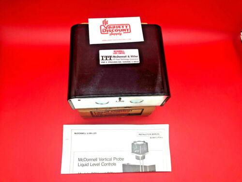 McDonnell Miller PCH-GA-1 Probe Liquid Level Control PCHGA1
