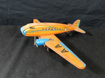 Fisher-Price American Airlines Airplane Pull Toy No. 170
