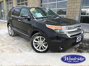 2014 Ford Explorer XLT LEATHER HEATED SEATS, REVERSE CAMERA,...