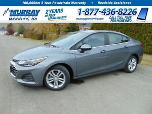 2019 Chevrolet Cruze LT**Bluetooth, Heated Seats, Rear View Came