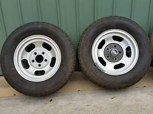 Holden Torana Mag Wheels Walkley Heights Salisbury Area Preview