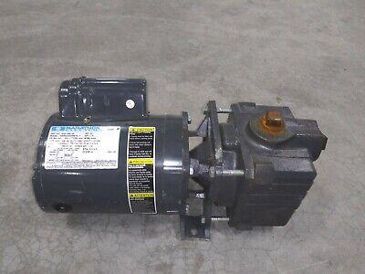 Teel Centrifugal Pump 3p577a 1 Suction 1 Dis Marathon 13hp 115230v
