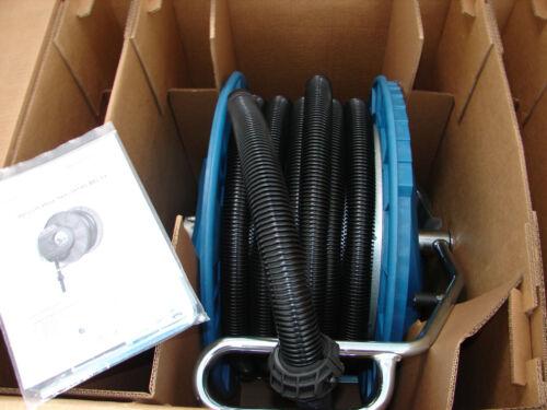 New Nederman Hose Reel Series 881 Vacuum Cleaning Distribution Hose 33