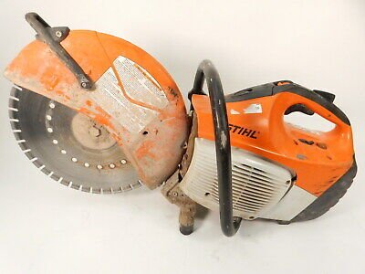 Stihl Ts420 66.7cc 14 Cutquik Concrete Cut-off Machine