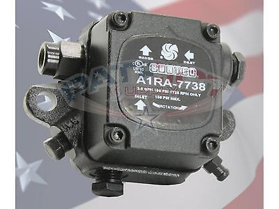 Suntec A1ra7738 A1ra-7738 Waste Oil Burner Pump For Lanair 8234 Brand New