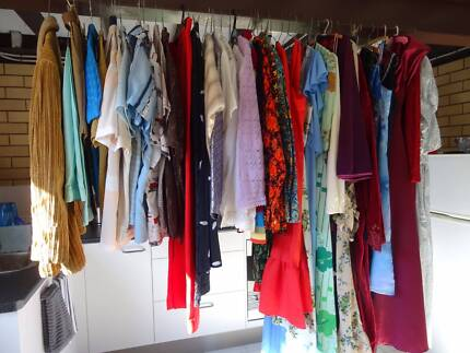 Vintage Women's and Men's Clothing Brassall Ipswich City Preview