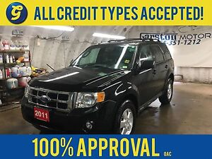 2011 Ford Escape KEYLESS ENTRY*POWER WINDOWS/LOCKS/HEATED MIRROR
