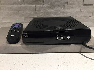 Bell Receiver plus remote