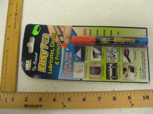 Max Professional Original Lubricating Easy Pen (.30 Oz.) NEW Free Shipping