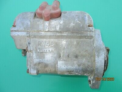 Vintage Tractor Fairbanks Morse Rv4b Magneto 4 Cylinder Untested Mag Original