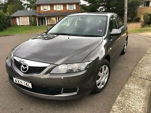2006 Mazda6 Auto Sedan - Ultra Low KMs - One Lady Owner