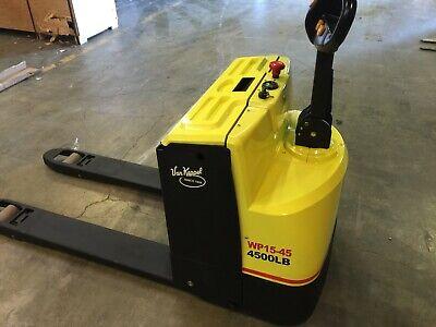 4500 Lb. Electric Pallet Jack