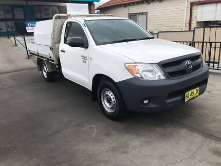 2005 Toyota Hilux Ute Yagoona Bankstown Area Preview