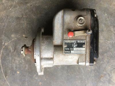 Fairbanks Morse Type Fm X1b7e Engine Magneto Fmx1b7e Tractor 4402400 Wisconsin