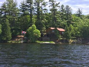 Belmont Lake Island Paradise- Includes Fishing Boat