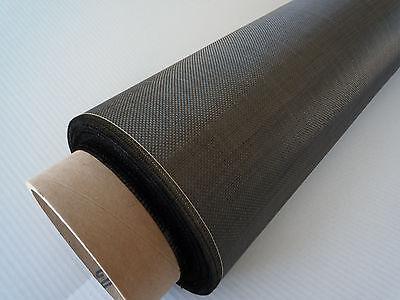 """High-Quality 6K 305gsm Real Carbon Fiber Cloth Carbon Fabric plain 12"""""""