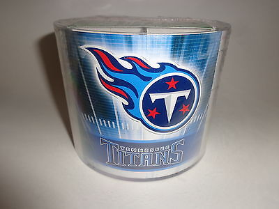 (Tennessee Titans Team Logo Desk Caddy with 750 Sheet Note Pad)